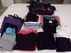 All my clothes