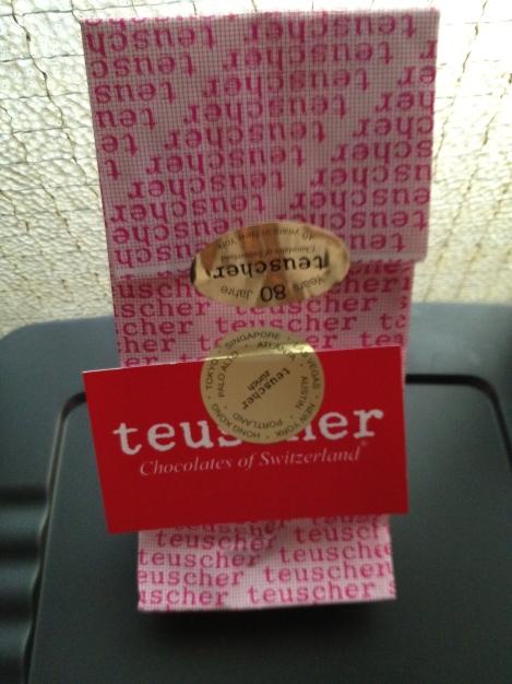 Teuscher Swiss Chocolates