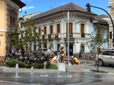 Colonial Old Quito