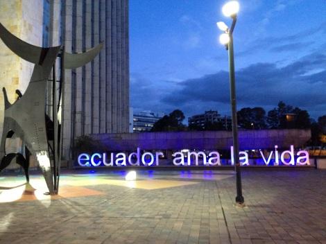 Ecuador Loves Life